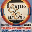 Beatles Beyond, Tribute Show