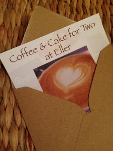 Eller Coffee Gift Voucher Ossett