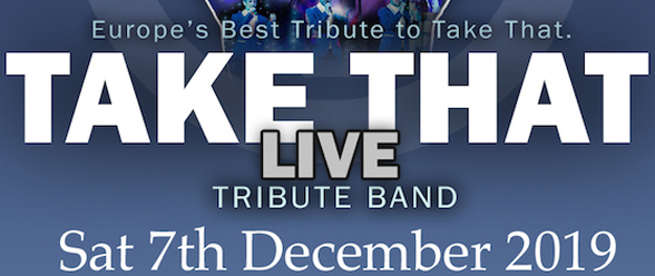 """Take That Live"" –  Tribute"